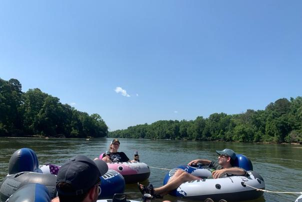 Fort Mill Now - Tubing the Catawba