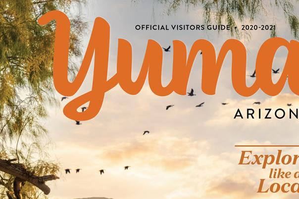 Official 2021 Yuma Visitors Guide