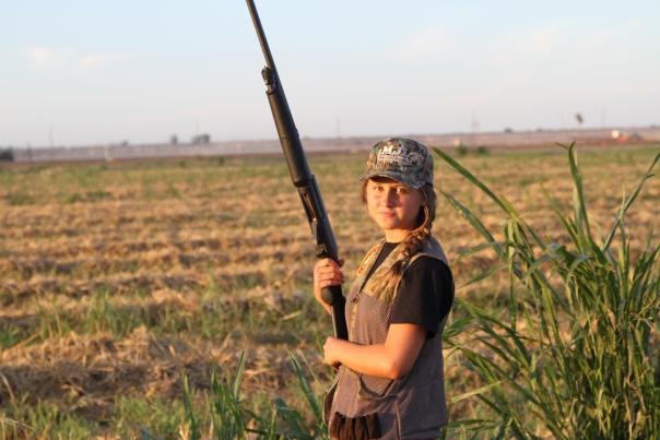Dove Hunt Girl