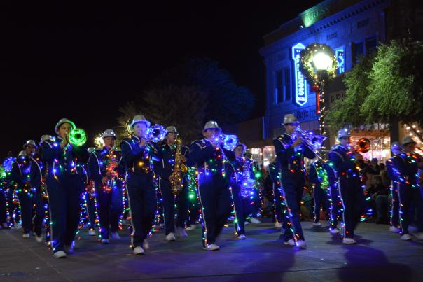 Electric Light Parade Band