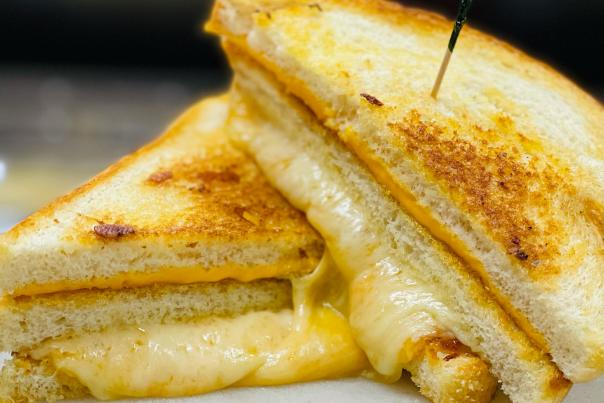 Wheezy's Grilled Cheese