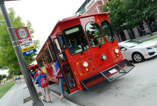 Arlington Trolley District