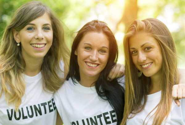 volunteering teens new
