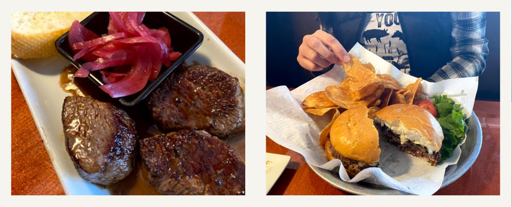 Hamburgers And Steaks In Copper Kettle in Dubuque, IA