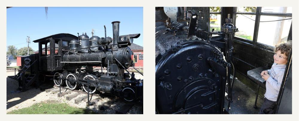 Fennimore Railroad Museum in Fennimore, WI