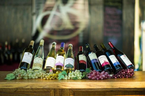 Aleksander wines