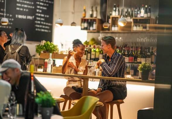 Panda Panda kafe og vinbar i Kristiansand