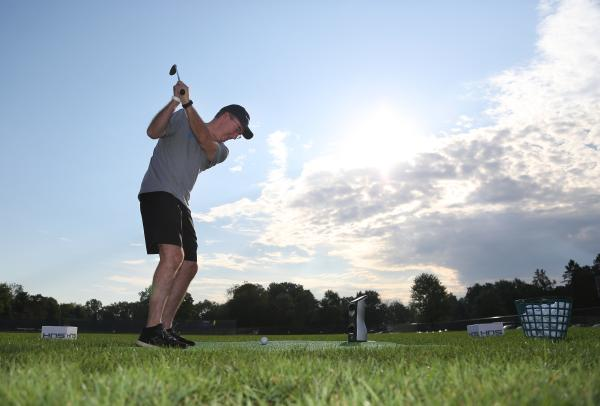 Community Cup 2019 Golf Chipping