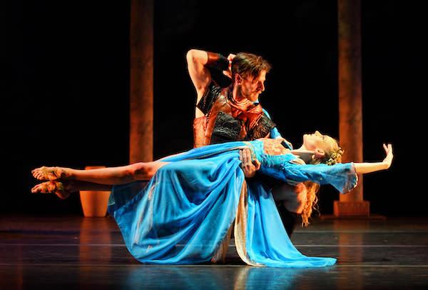 Ballet Fantastique by Greg Burns