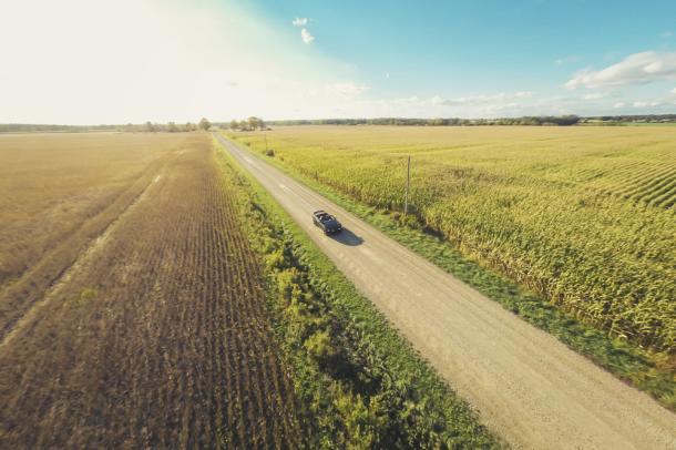 Back Roads - car driving