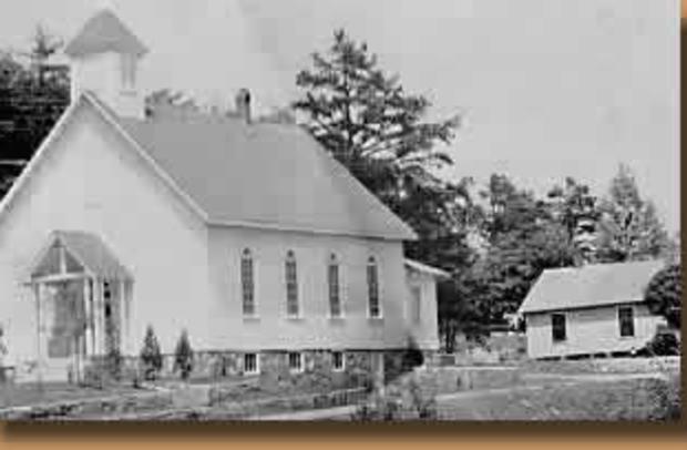 Haynes Grove Baptist Church