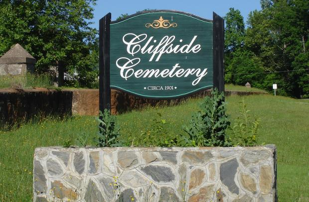 Cliffside Cemetery