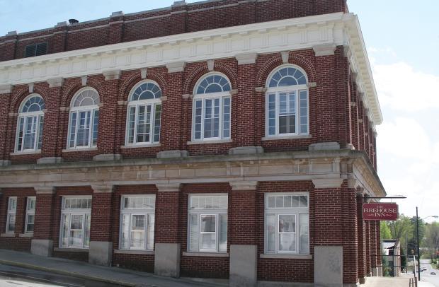 First City Hall / Firehouse Inn