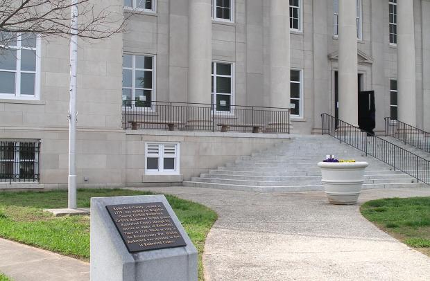 Rutherford County Court House