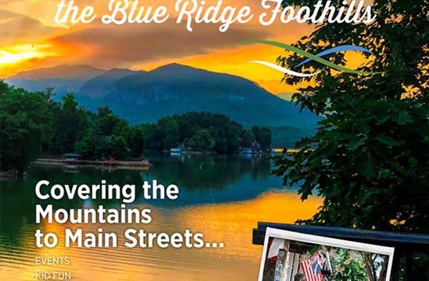 2019-2020 Travel Guide for Lake Lure and the Blue Ridge Foothills
