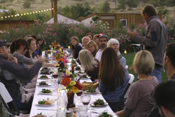 Farm Dinner Boulder