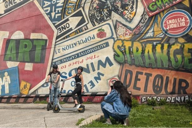 Windsor Graffiti Tour