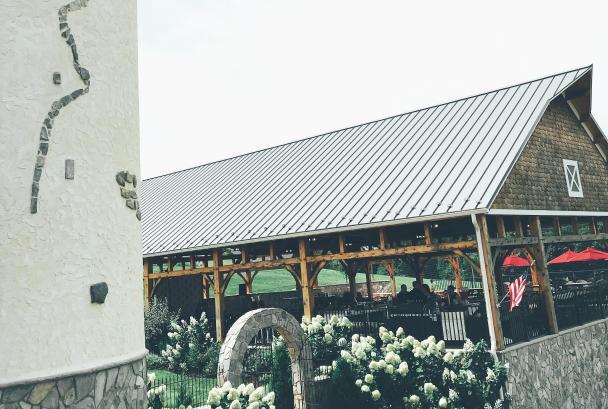 Creek's Edge Winery