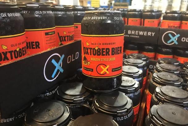 Oxtober Bier