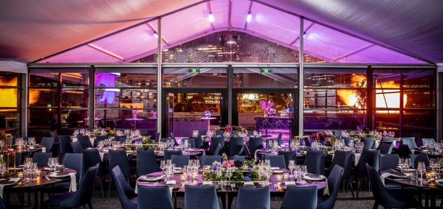Crown Marquee by Crown Events and Conferences