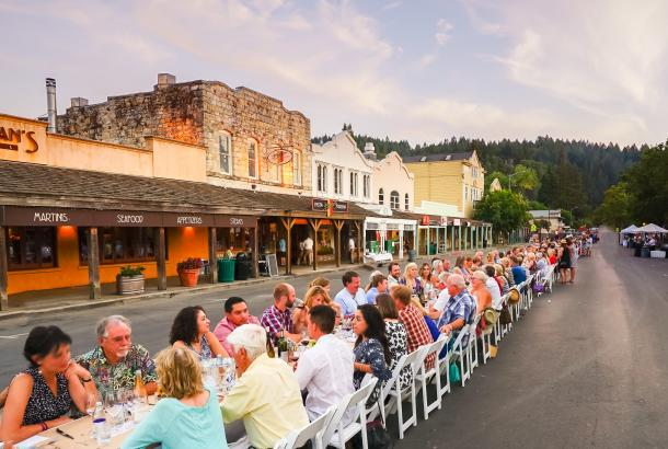 Napa Valley Events Concerts Wine Parties Performing Arts