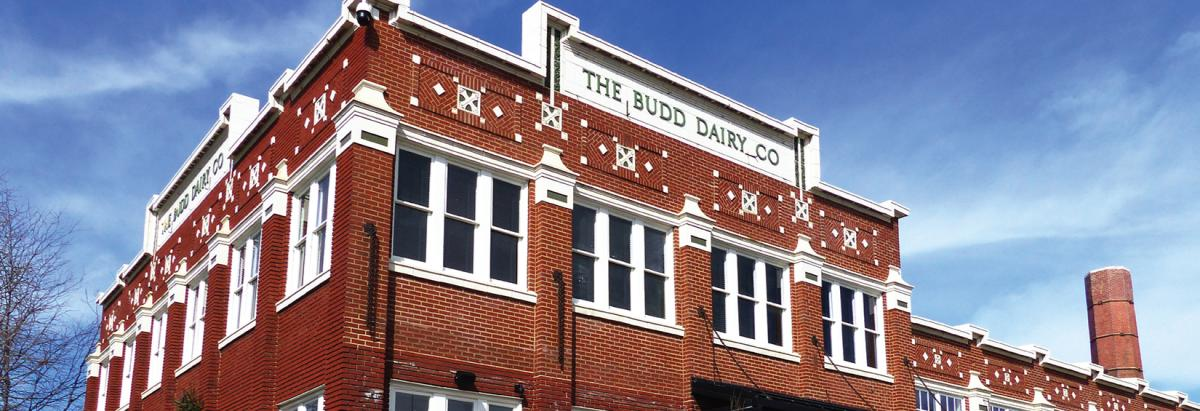 The new Budd Dairy Food Hall in Italian Village in Columbus