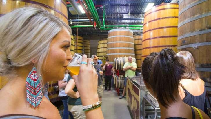 Beer Tasting New Belgium