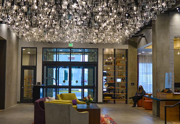 Gordon Hotel Lobby