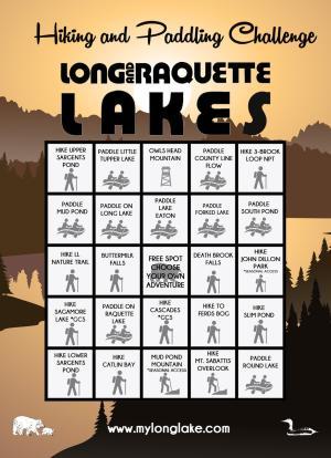 LL RL Hiking Paddling Challenge 2021