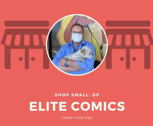 Elite comics