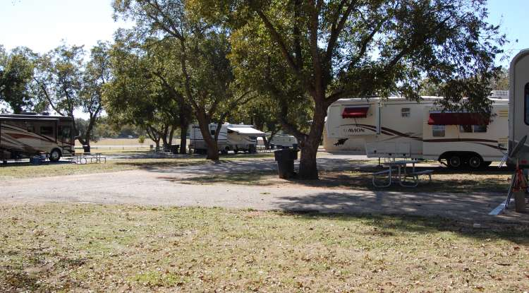 Lady Bird Johnson RV Campground