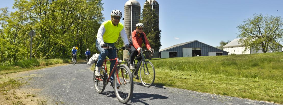 9 Best Biking Trails in Cumberland Valley