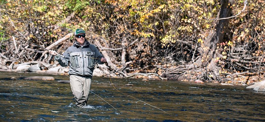 Schultz Outfitters, Fly Fishing