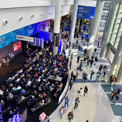 NAMM 2020 at Anaheim Convention Center