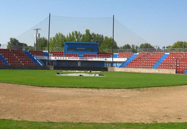 Swede Johnson Stadium