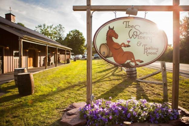 The Saratoga Winery