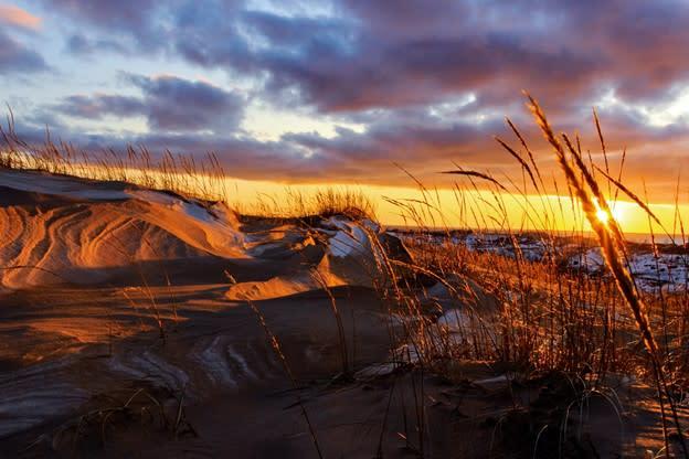 Glen Haven Beach