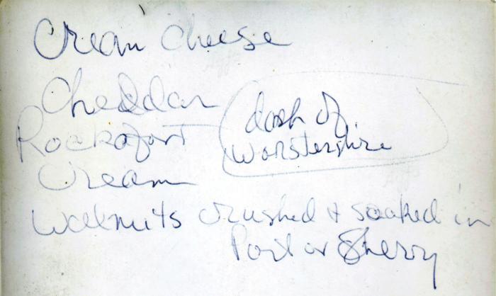 Cheeseball Recipe