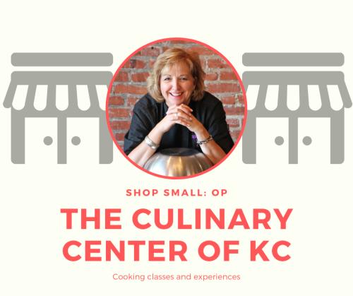 Shop Small OP: Culinary Center of KC