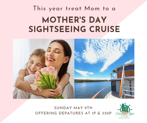 Dutch Apple Cruise Mother's Day