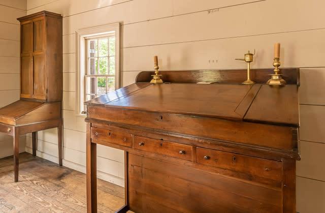 Tennessee Statehood Desk