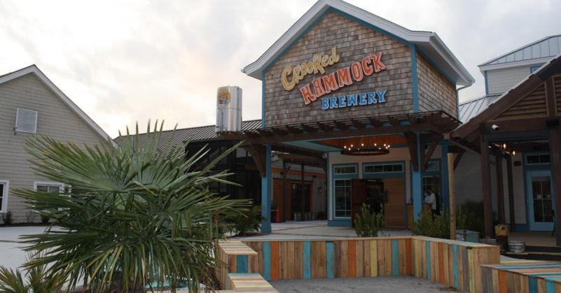 Crooked Hammock Brewery, North Myrtle Beach, SC