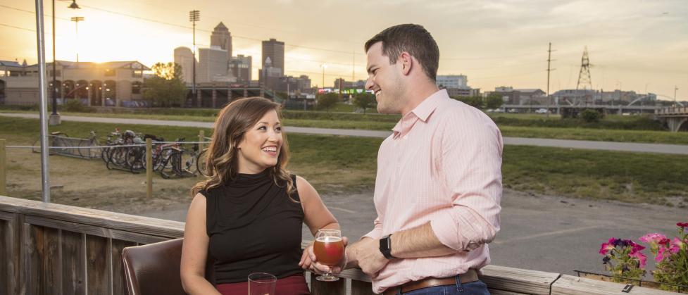 Des Moines dating site