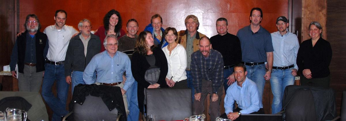 First Expanded Willamette Valley Wineries Association Board, Jan 2010