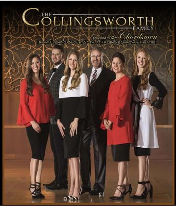 Collingsworth Family August 20th