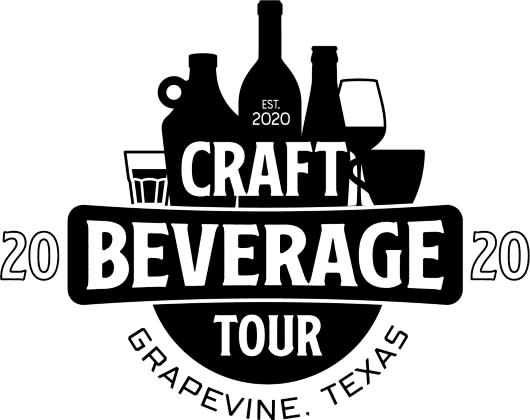 Grapevine Craft Beverage Tour Logo