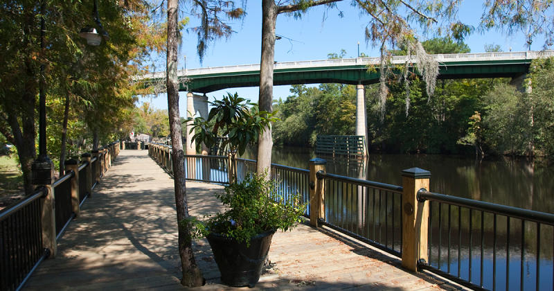 Riverwalk in Conway