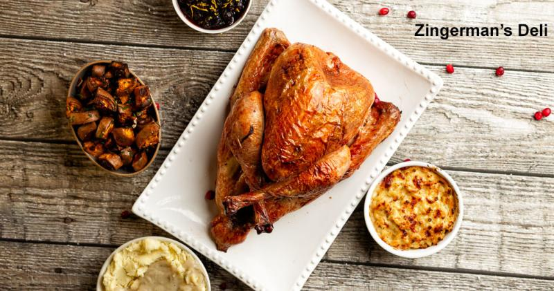Zingerman's Deli Thanksgiving Dinner