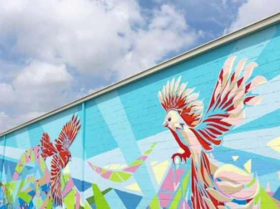 Public Art Experience Art In Fort Wayne Indiana