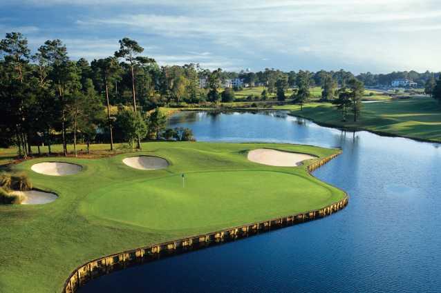 Sea Trail Golf Jones Course